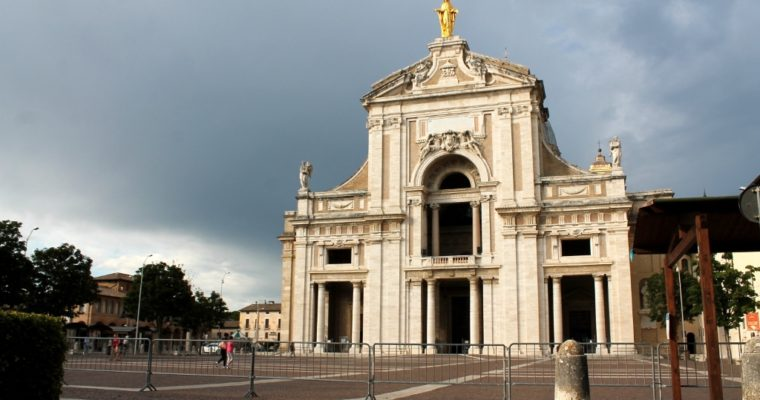 Pustelnia franciszkańska w Asyżu