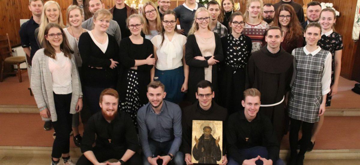 Kapituła Rodziny Młodzieży Franciszkańskiej 2018